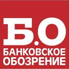 Логотип Банковское обозрение